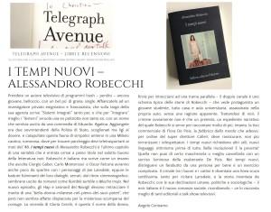 Telegraph Avenue rec