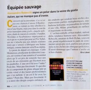 Lire le magazine littéreaire 020920